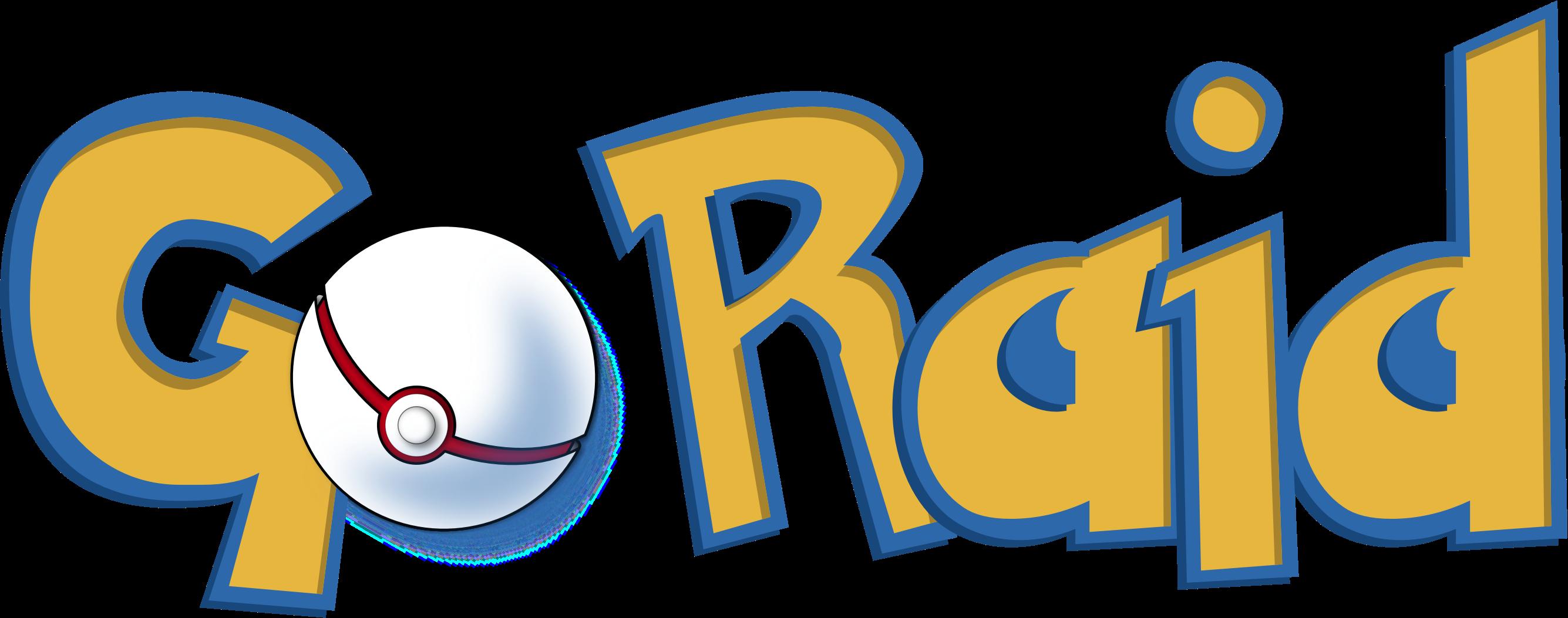 Go Raid Logo