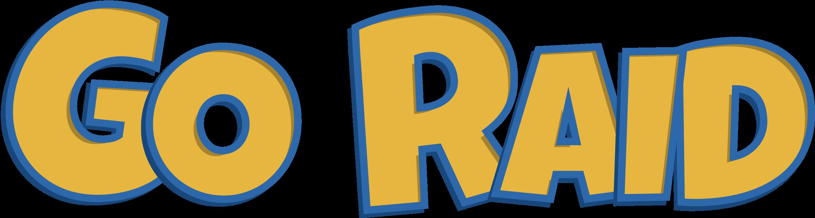 Go Raid iOS Logo
